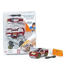 Modarri S2 Inferno Car w/Barriers