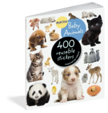Workman Pub EyeLike Baby Animal Stickers