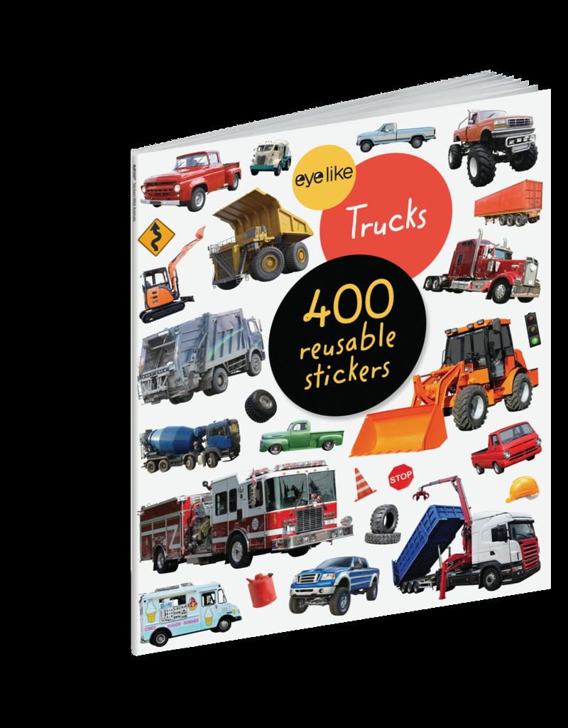 Workman Pub eyelike Trucks Stickers