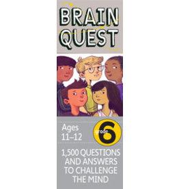 Workman Pub Brain Quest -6th Grade