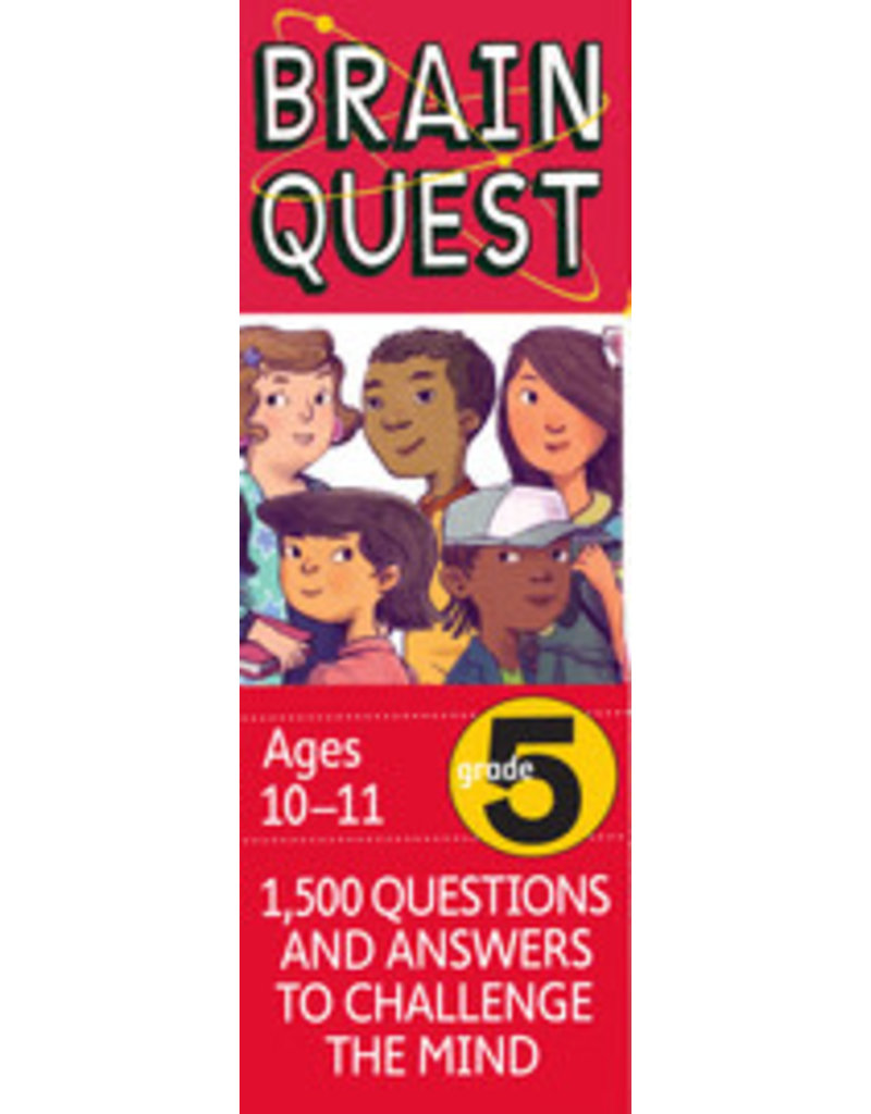 Workman Pub Brain Quest -5th Grade