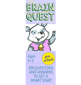 Workman Pub Brain Quest - Preschool