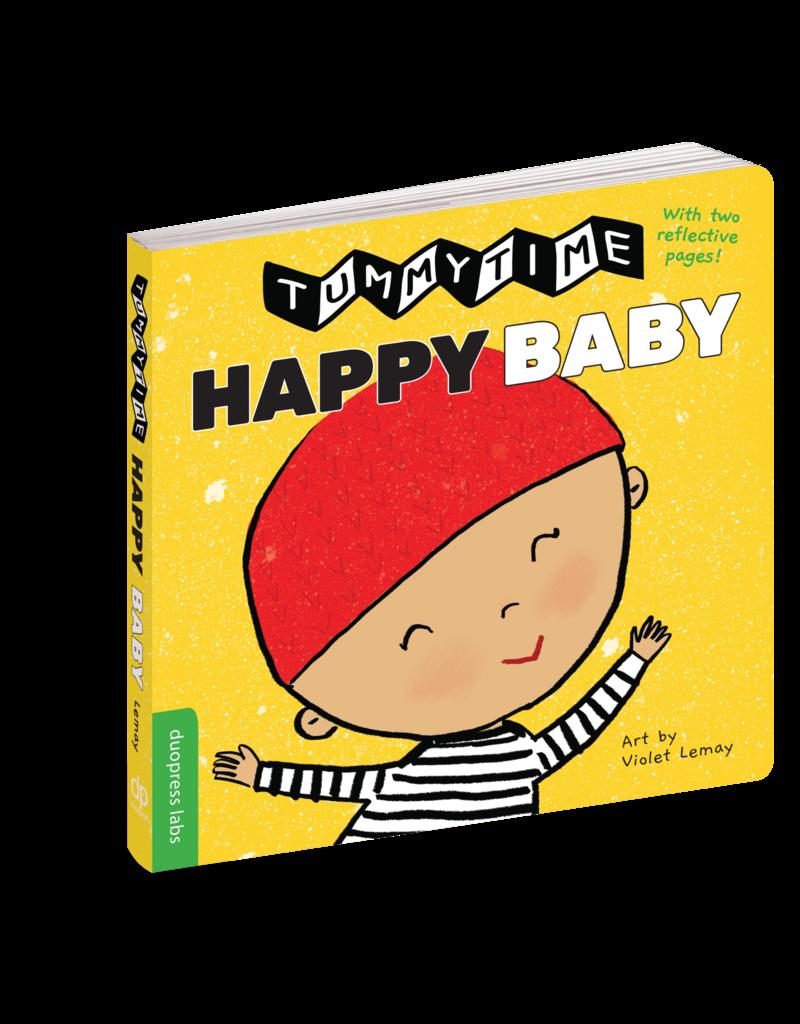 Workman Pub Tummy Time Happy Baby