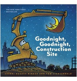 Chronicle Books Goodnight Construction Site