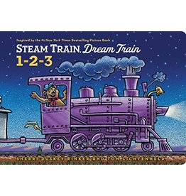 Chronicle Books Steam Train, Dream Train 1-2-3