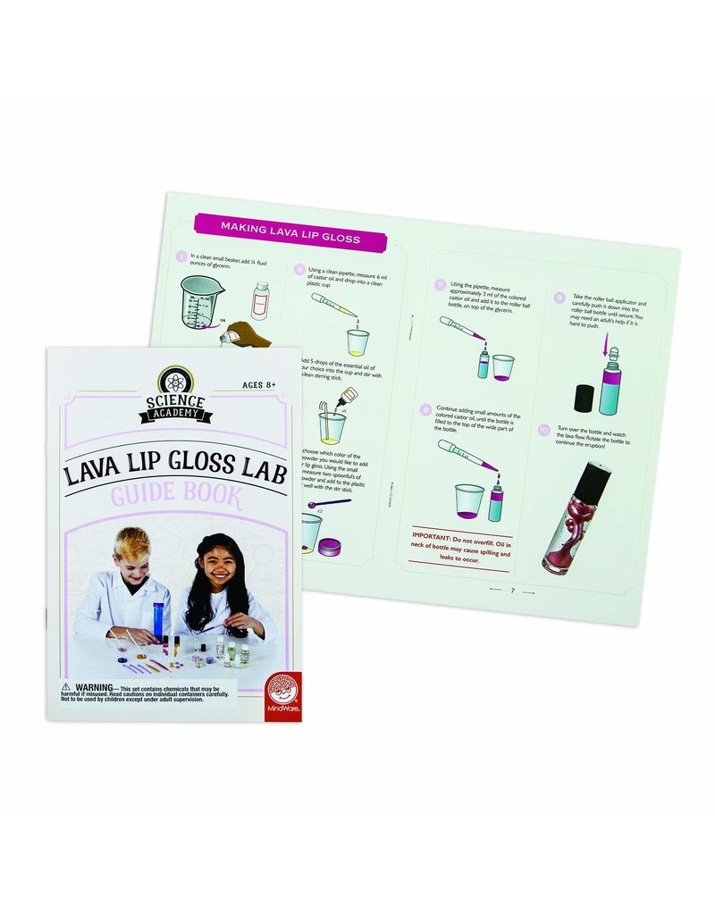 Mindware Lava Lip Gloss Lab