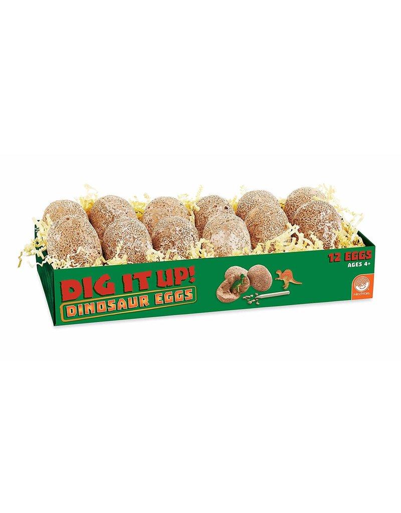 Mindware Dig It Up! Dinosaur Eggs