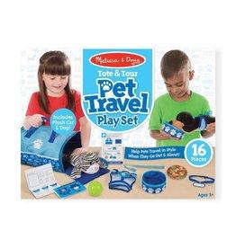 Melissa and Doug Pet Travel Play Set