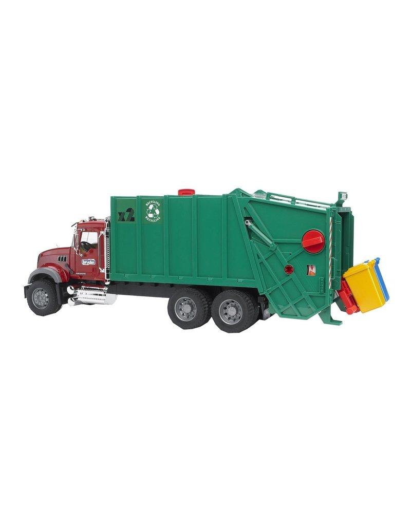 Bruder MACK Garbage Truck