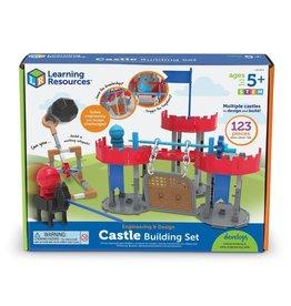 Learning Resources Castle Engineering & Design Building Set