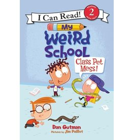 Harper Collins Weird School Class Pet Mess