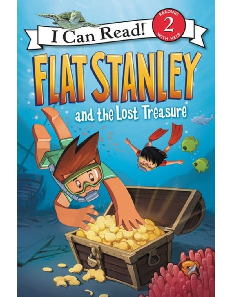 Harper Collins Flat Stanley and the Lost Treasure