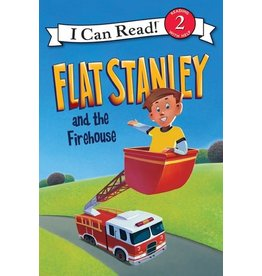 Harper Collins Flat Stanley and the Firehouse