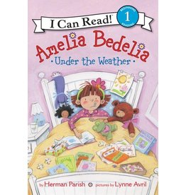 Harper Collins Amelia Bedelia Under the Weather, level one