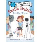 Harper Collins Amelia Bedelia Gets the Picture, Level 1