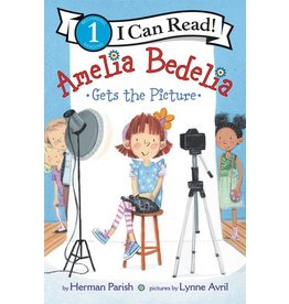Harper Collins Amelia Bedelia Gets the Picture, level one