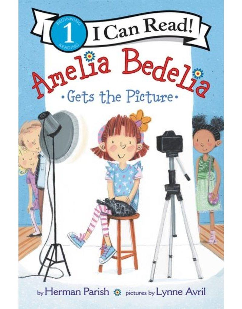Harper Collins Amelia Bedelia Gets the Picture, level one