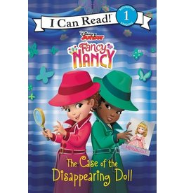 Harper Collins Fancy Nancy Case of the Disappearing Doll