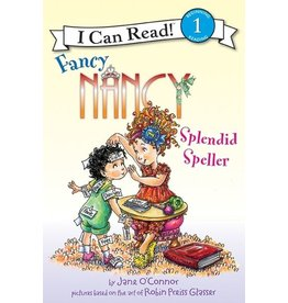 Harper Collins Fancy Nancy Splendid Speller, level one