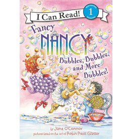 Harper Collins Fancy Nancy Bubbles Bubbles, level one