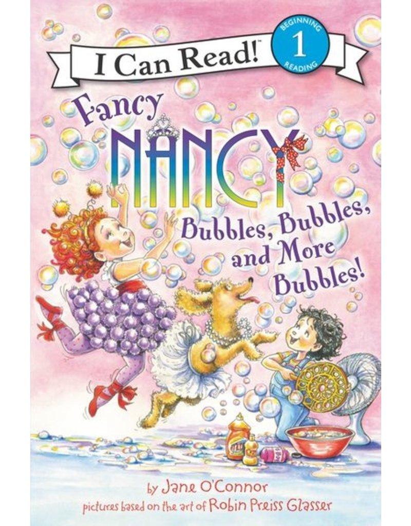 Harper Collins Fancy Nancy Bubbles Bubbles, level one
