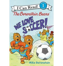 Harper Collins Berenstain Bears We Love Soccer