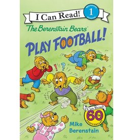 Harper Collins Berenstain Bears Play Football, level one