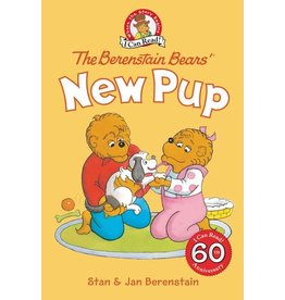 Harper Collins Berenstain Bears' New Pup, level one