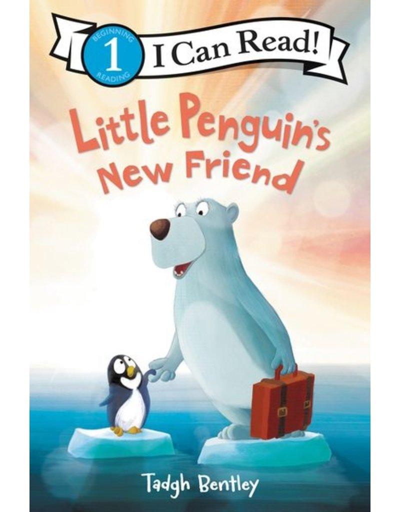Harper Collins Little Penguin's New Friend, Level 1