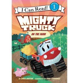 Harper Collins Mighty Truck on the Farm