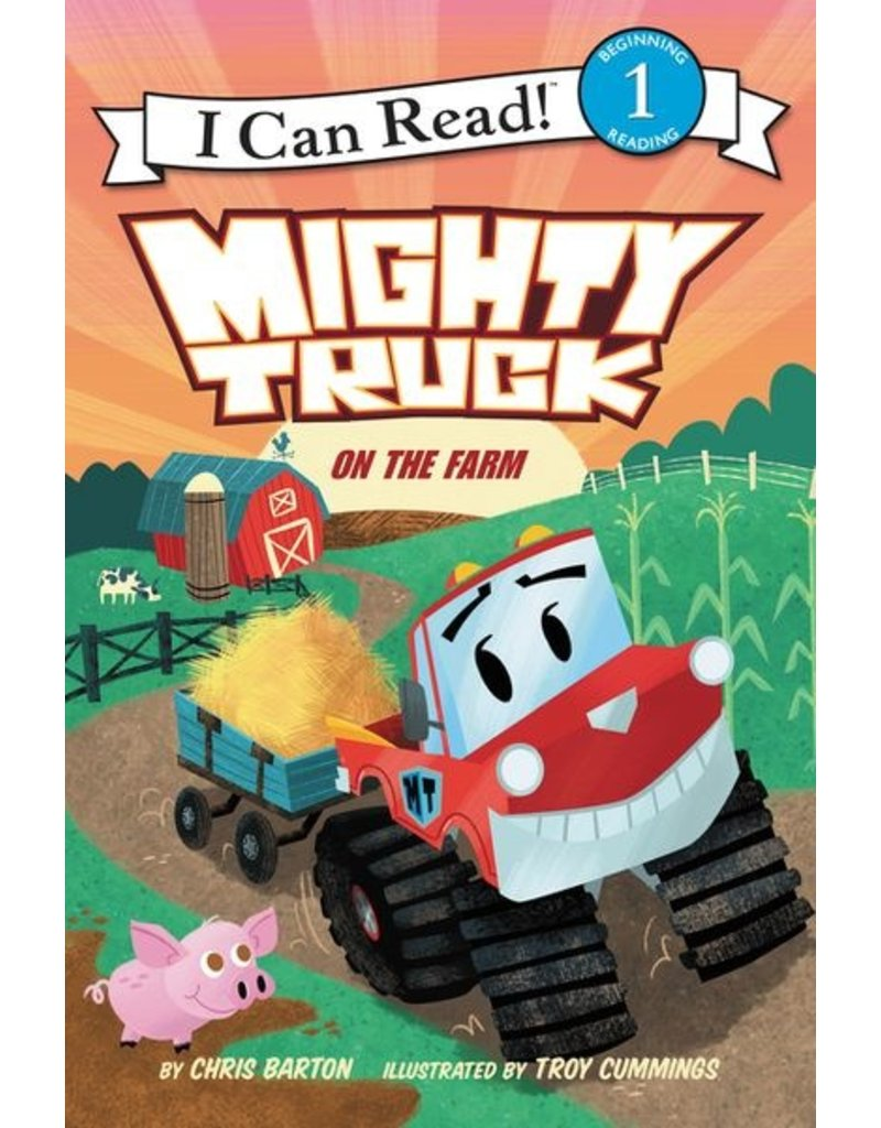 Harper Collins Mighty Truck on the Farm, level one