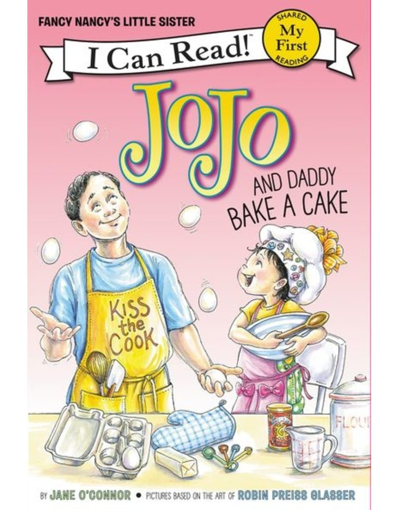 Harper Collins JoJo and Daddy Bake a Cake