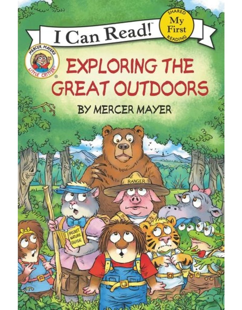Harper Collins Exploring the Great Outdoors