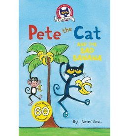 Harper Collins Pete the Cat and the Bad Banana
