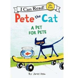 Harper Collins Pete the Cat A Pet for Pete