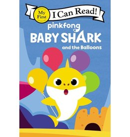 Harper Collins Baby Shark and the Balloons