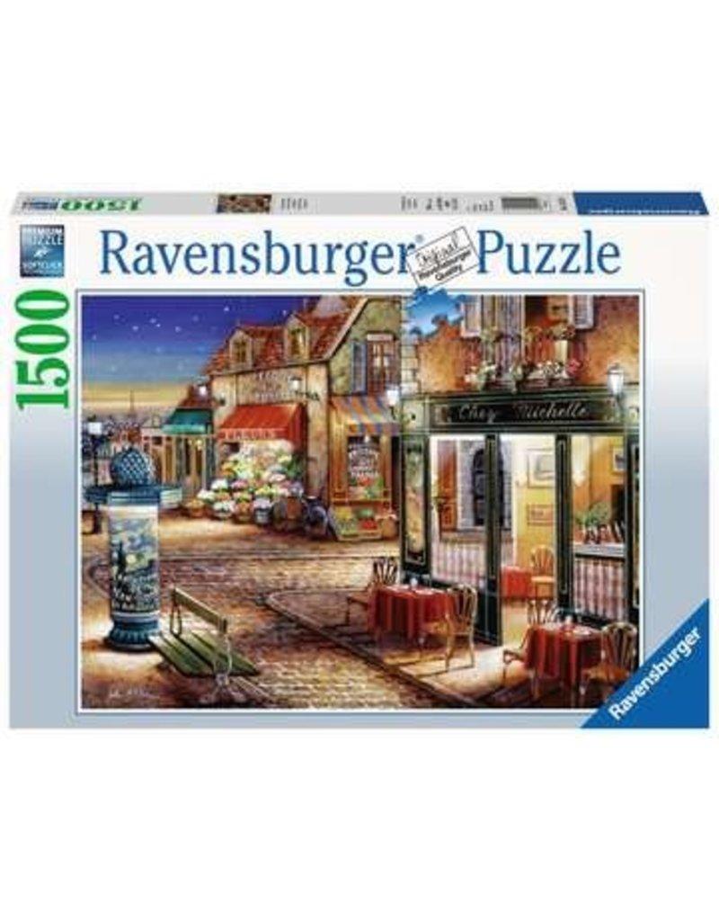 Ravensburger Paris's Secret Corner 1500 pc