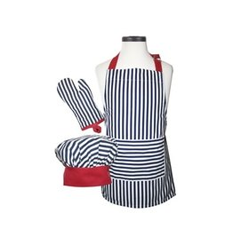 Handstand Kitchen Striped Deluxe Child Boxed Set
