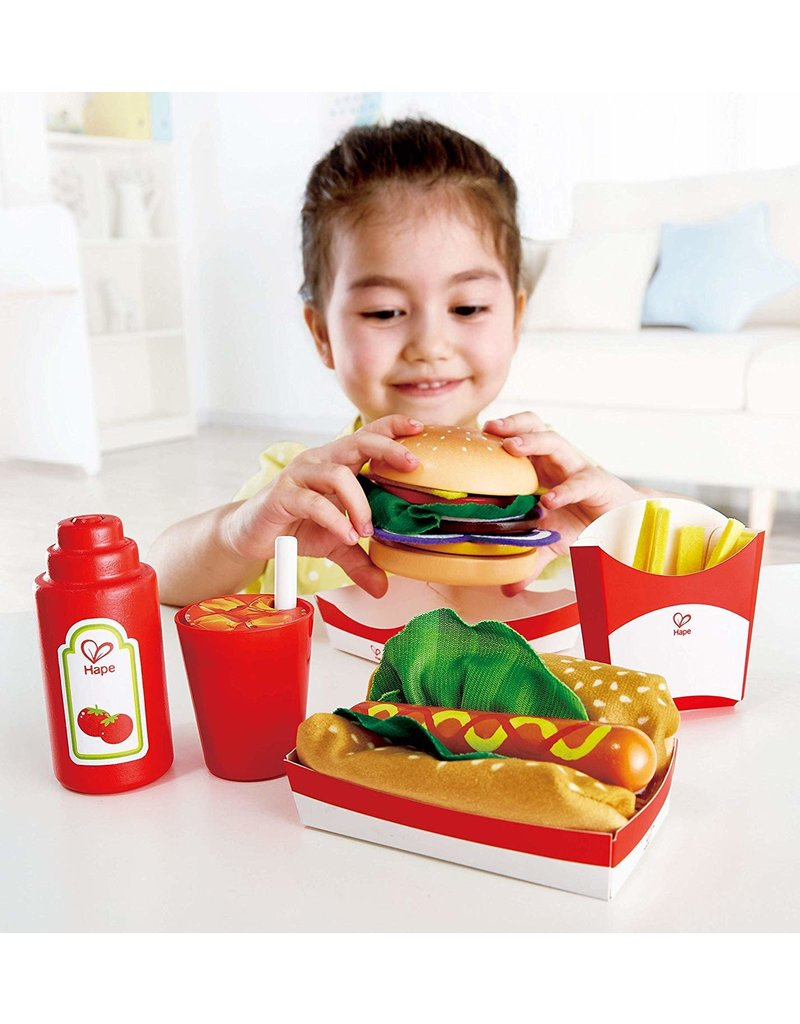 Hape Fast Food Set