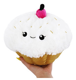 "Squishables Mini Golden Cupcake, Special Edition (7"")"