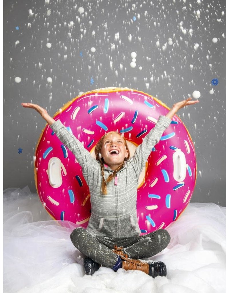 Big Mouth Donut Snow Tube