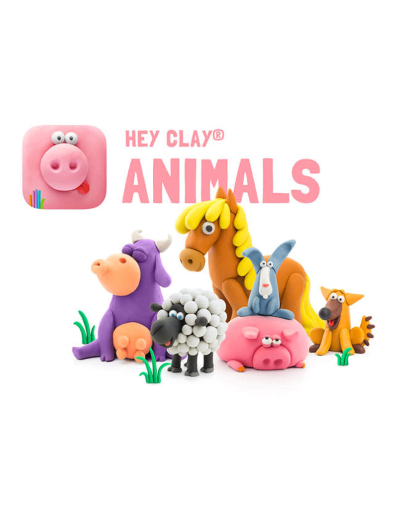 Fat Brain Hey Clay Animals