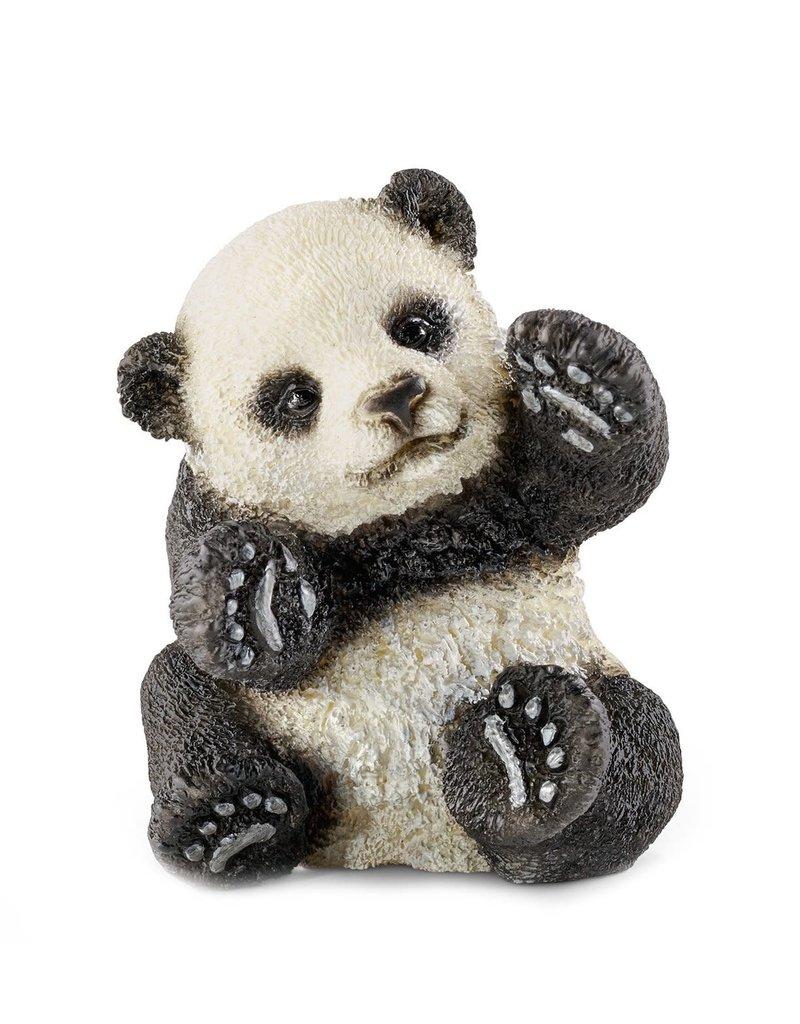 Schleich Panda Cub playing