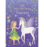 Usborne Little Sticker Sparkle Unicorns