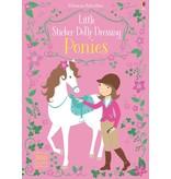 Usborne Little Sticker Ponies