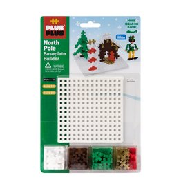 Plus Plus Plus Plus Baseplate North Pole