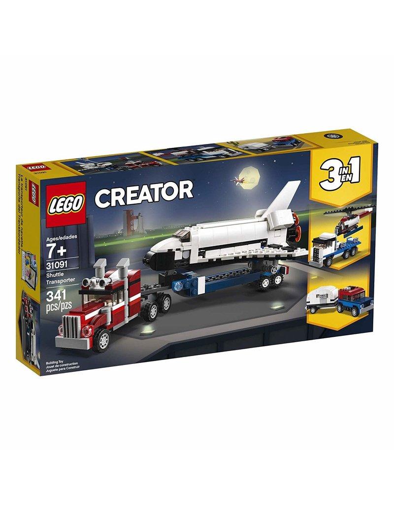 Lego Lego Creator Shuttle Transporter