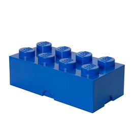 Lego LEGO STORAGE BRICK 8 Blue