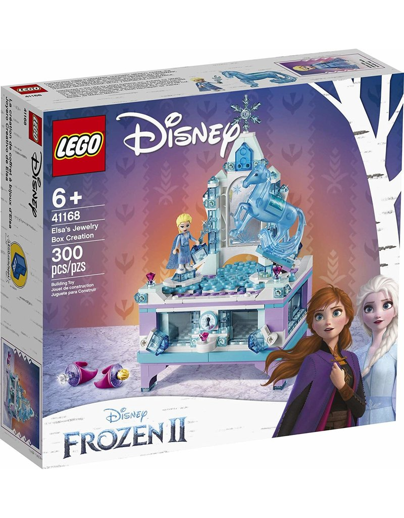 Lego Lego Disney Elsa's Jewelry Box