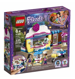 Lego Lego Friends Olivia's Cupcake Cafe